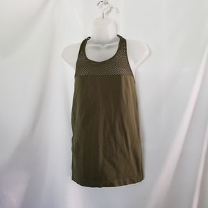 Z by Zella Seamless Tagless Athletic Tank Top Sz M